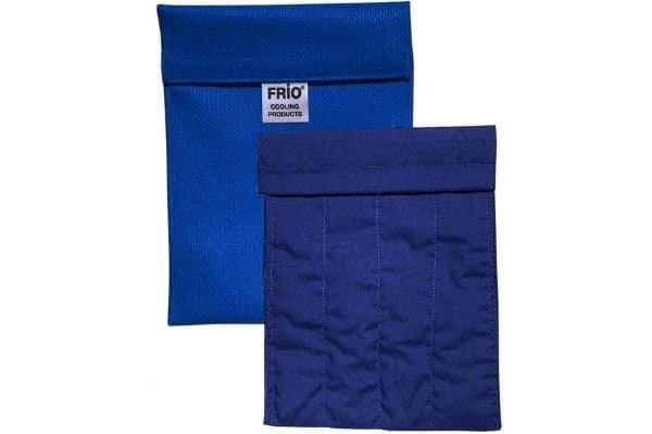 frio insulin cool wallet blue