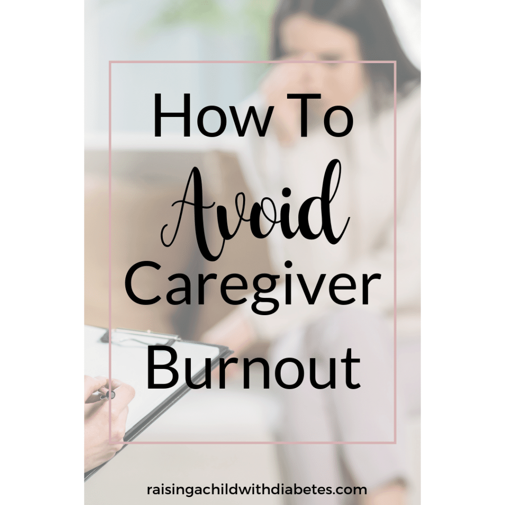 self-care tips to prevent caregiver burnout