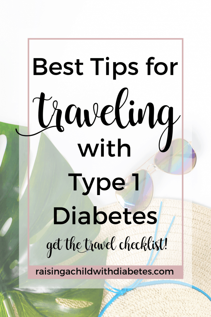Traveling on an airplane with a child who has type 1 Diabetes can be a scary thought. Are you ready to travel with a child with type 1 Diabetes?