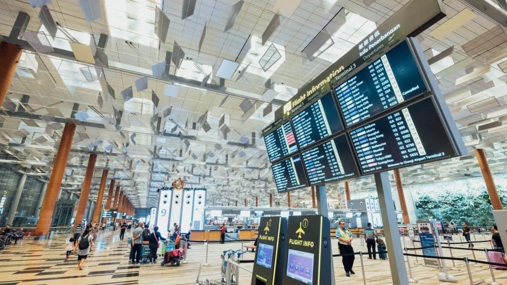 type 1 diabetes - airport