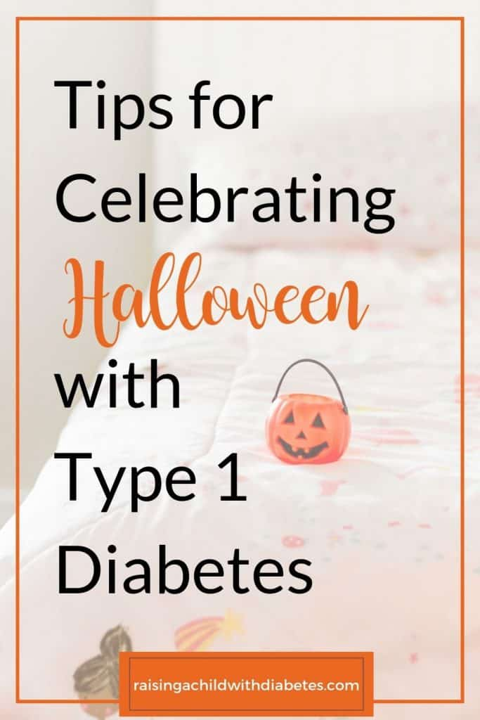 Pin for Celebrating Halloween with Type 1 Diabetes