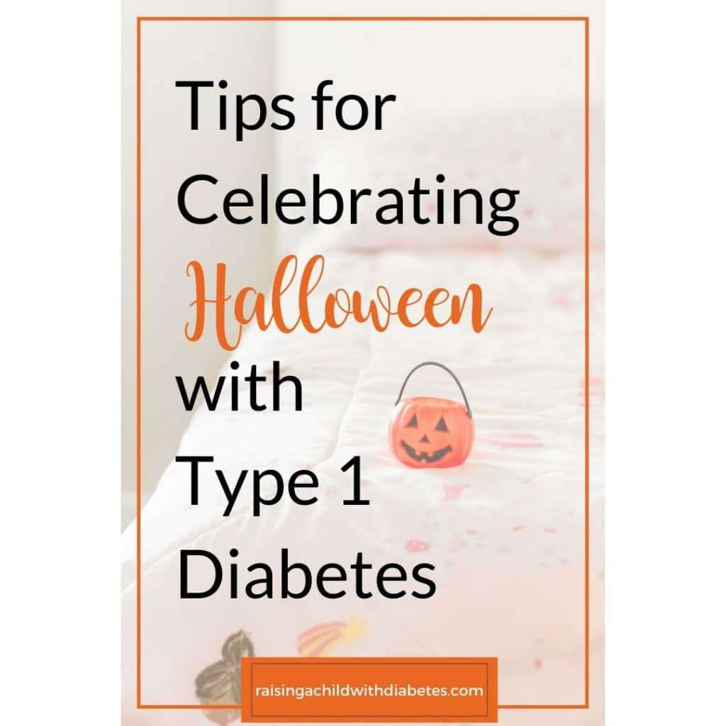 better blood sugar levels for children with diabetes on Halloween