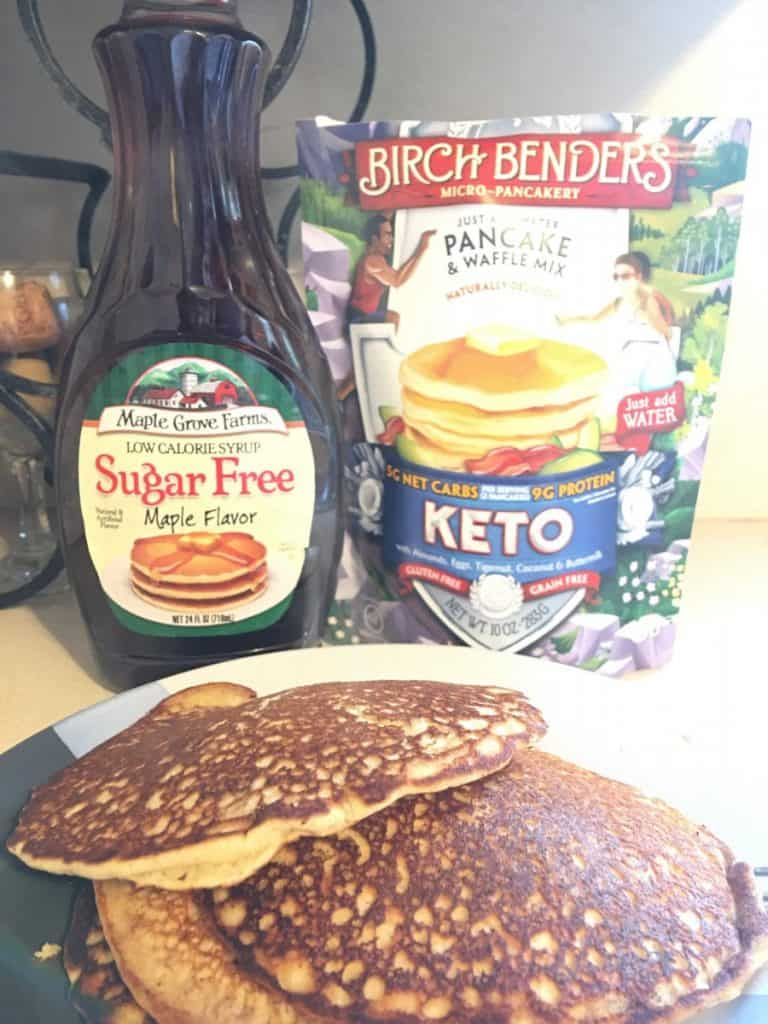 birch benders low carb pancake mix